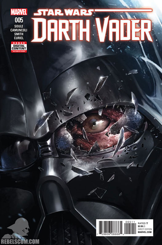 Darth Vader: Dark Lord of the Sith #5