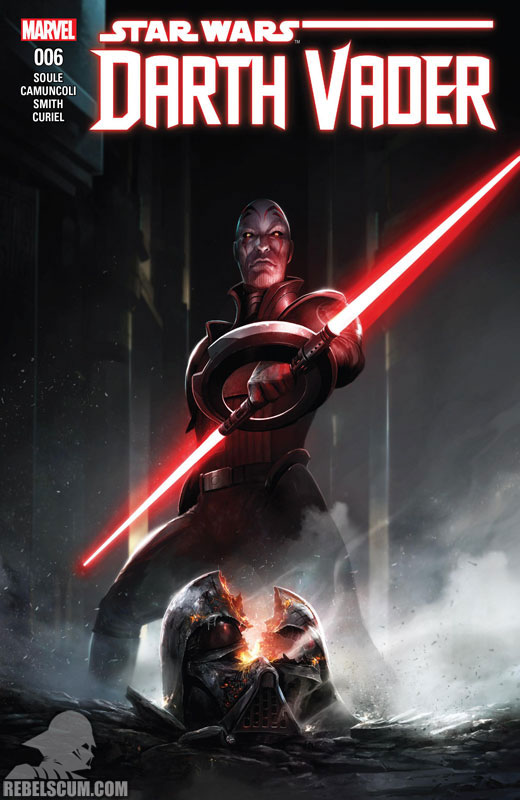 Darth Vader: Dark Lord of the Sith #6