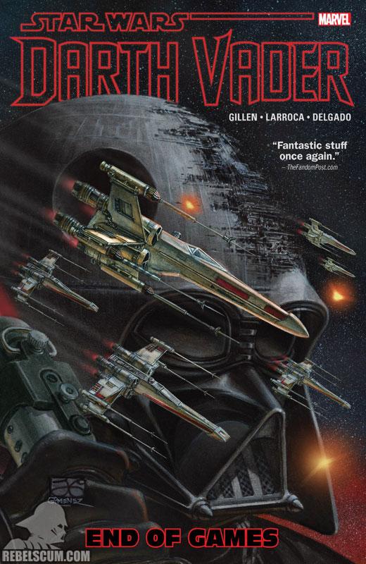 Darth Vader (2015) Trade Paperback #4