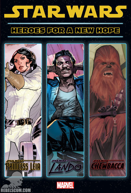 Heroes For A New Hope Hardcover