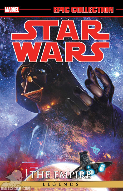 Star Wars Legends Epic Collection: The Empire Trade Paperback #3
