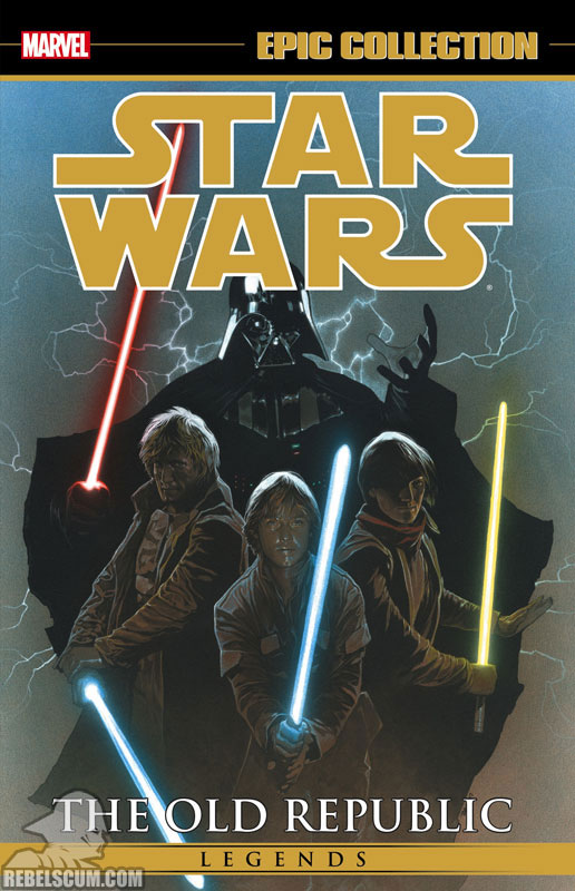 Star Wars Legends Epic Collection: The Old Republic Trade Paperback #2