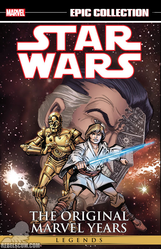 Star Wars Legends Epic Collection: The Original Marvel Years Trade Paperback #2
