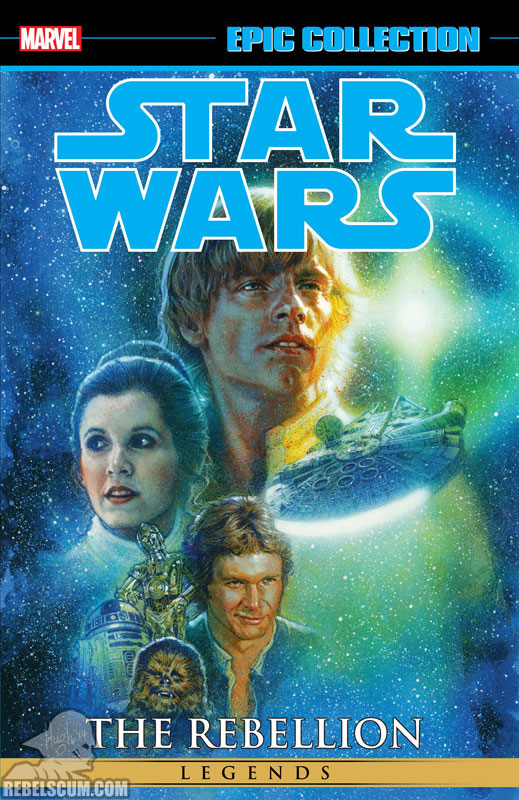 Star Wars Legends Epic Collection: The Rebellion Trade Paperback #2