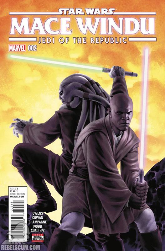 Jedi of the Republic – Mace Windu #2