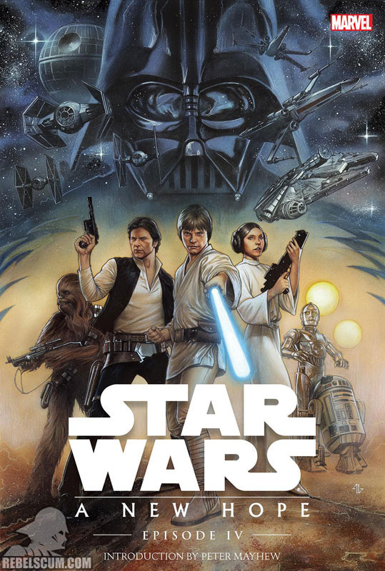 Episode IV A New Hope Trade Paperback