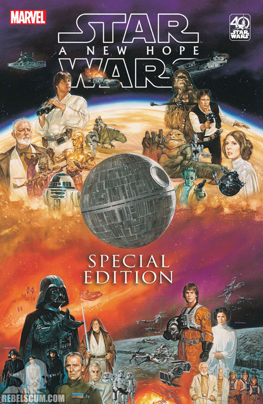 A New Hope Special Edition Hardcover