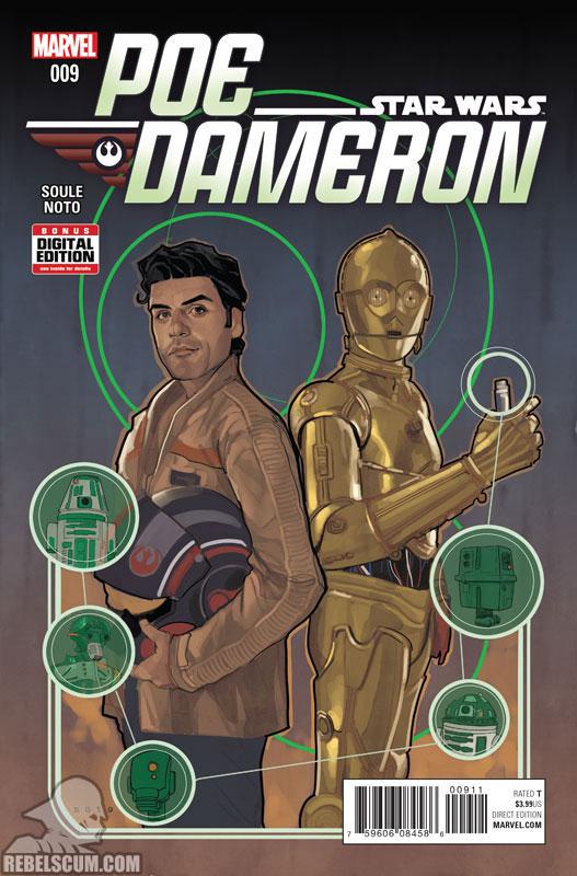 Poe Dameron #9
