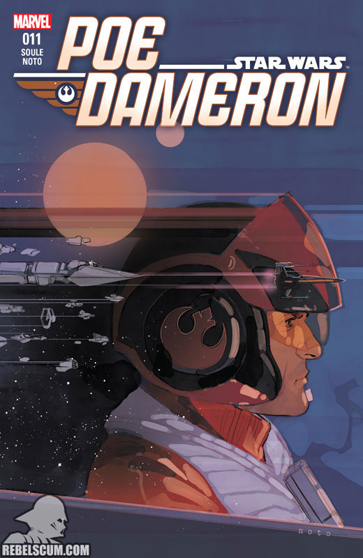 Poe Dameron #11