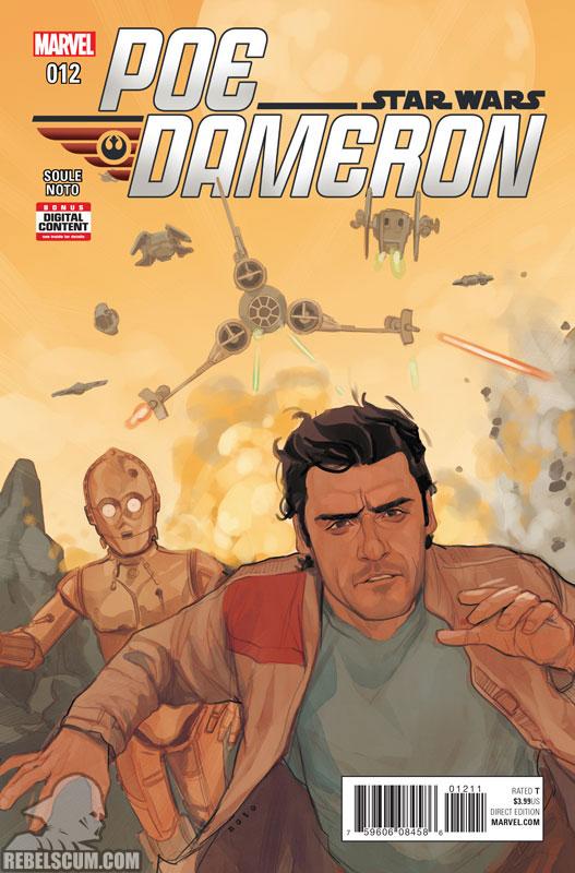 Poe Dameron #12