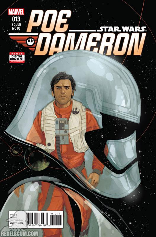Poe Dameron #13