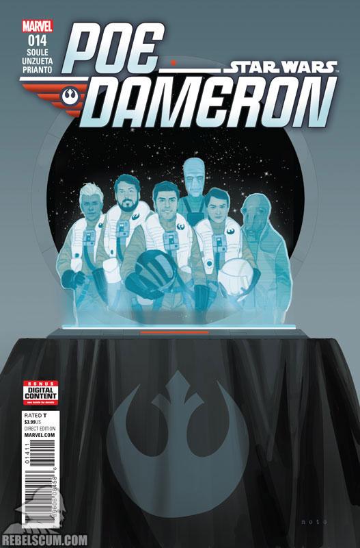 Poe Dameron #14