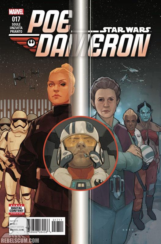 Poe Dameron #17