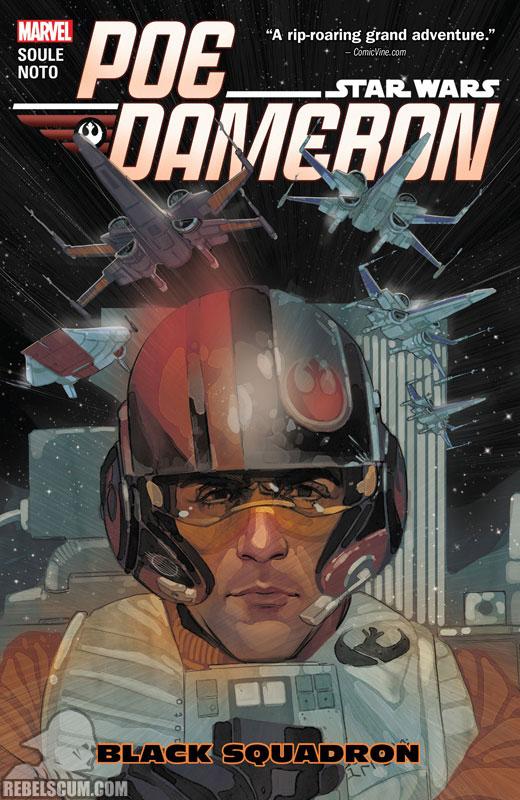 Poe Dameron Trade Paperback #1