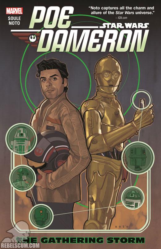 Poe Dameron Trade Paperback #2