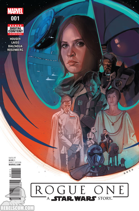 Rogue One #1