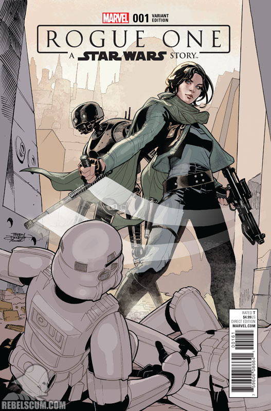 Rogue One 1 (Terry Dodson variant)