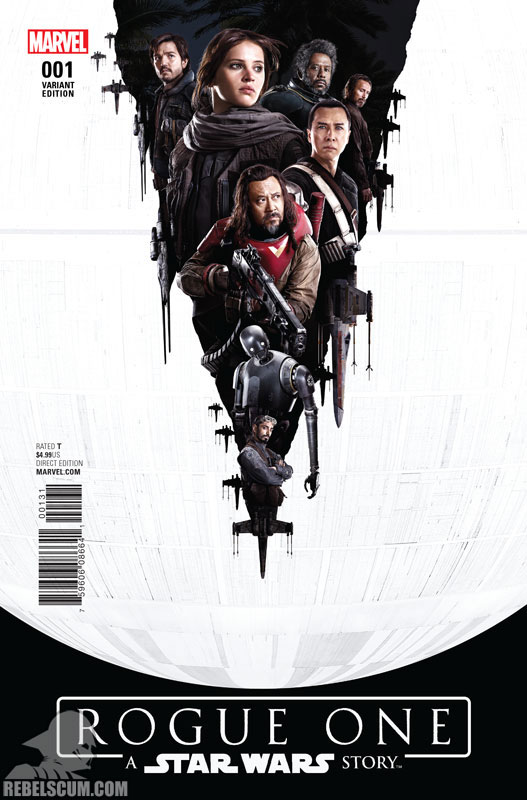 Rogue One 1 (Movie variant)
