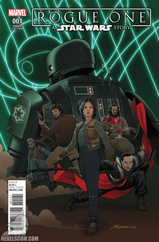 Rogue One 1 (Joe Quinones variant)