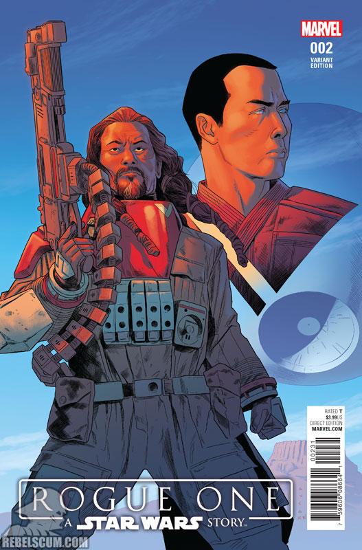 Rogue One 2 (Kris Anka variant)