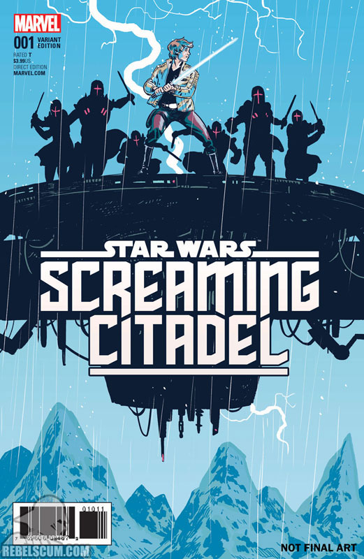 Screaming Citadel (Michael Walsh variant)