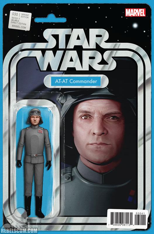 Star Wars 30 (John Tyler Christopher Action Figure  variant)