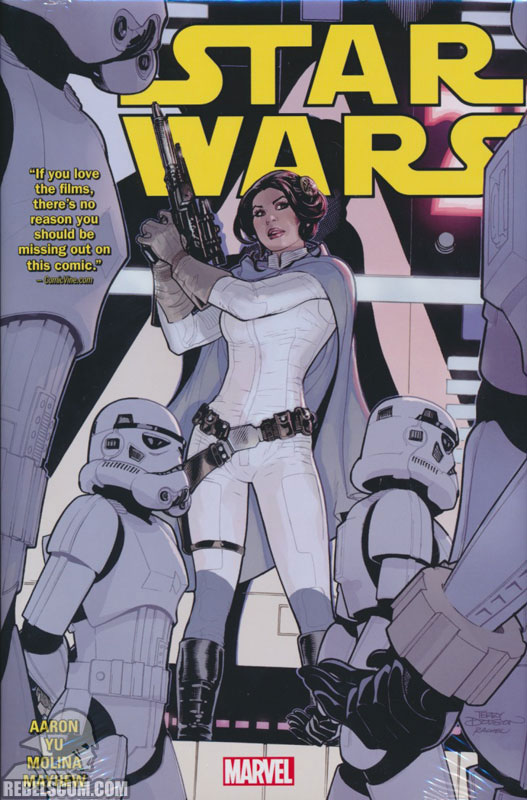 Star Wars (2015) Vol. 2 Hardcover (Terry Dodson direct market variant)