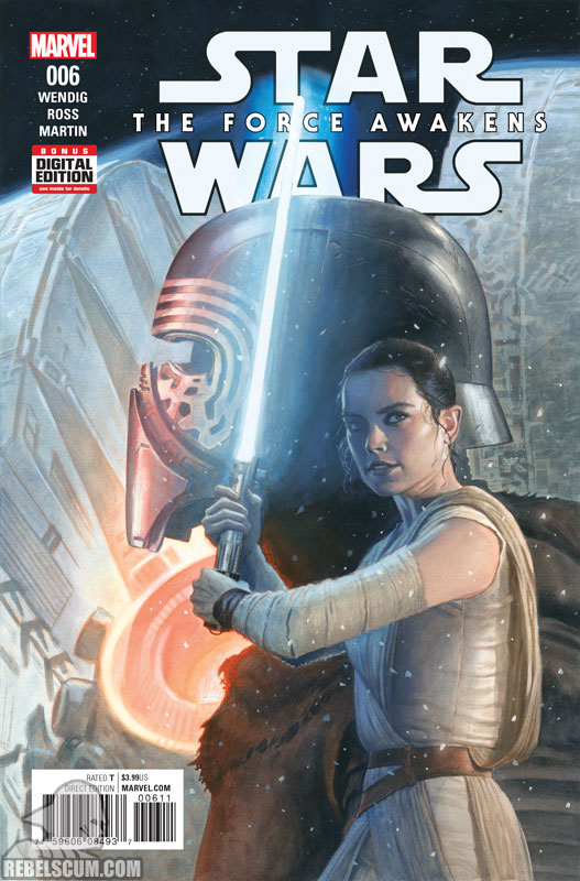 The Force Awakens #6