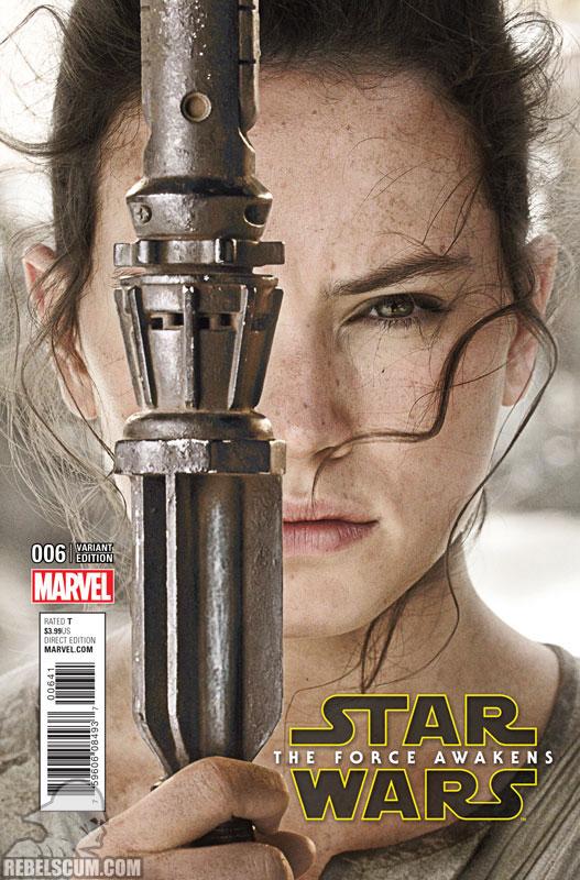 The Force Awakens 6 (Movie variant)