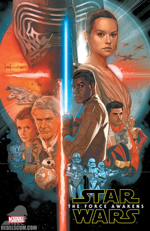 The Force Awakens Hardcover