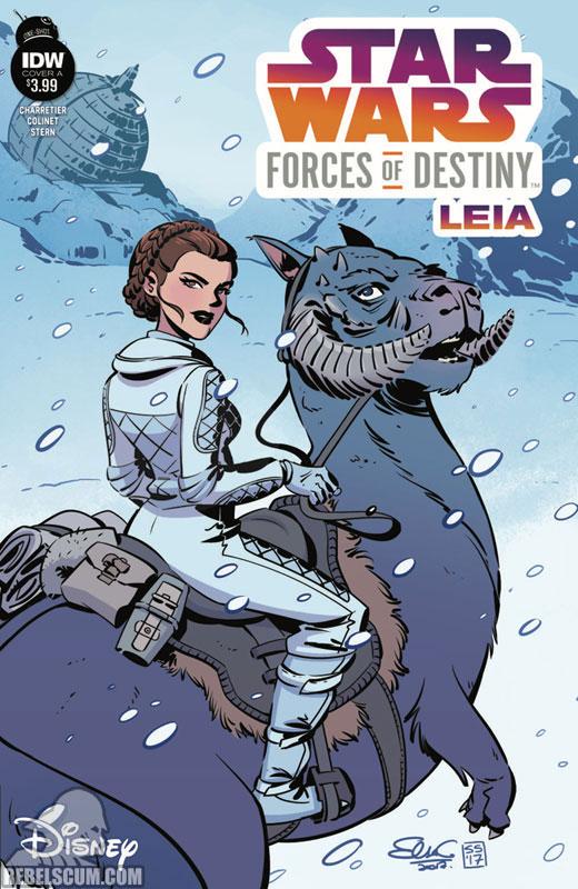Star Wars Adventures: Forces of Destiny – Princess Leia