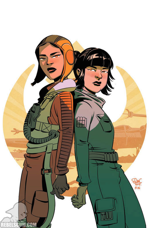 Forces of Destiny - Rose and Paige (Elsa Charretier Convention variant)