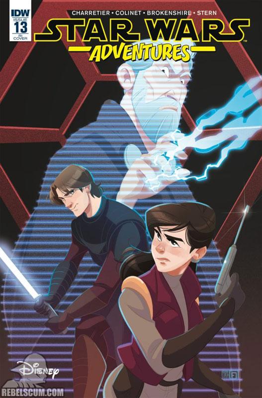 Star Wars Adventures 13 (Arianna Florean RI variant)
