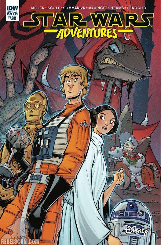 Star Wars Adventures Annual #1