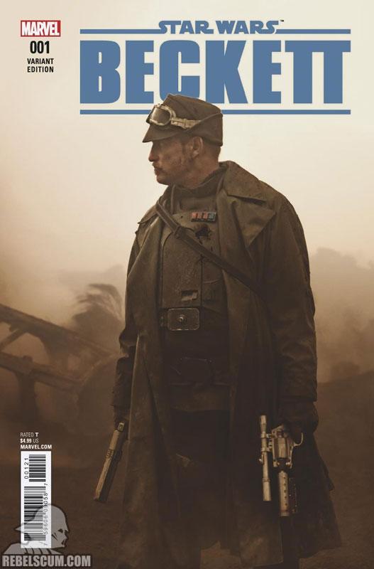 Beckett 1 (Movie variant)