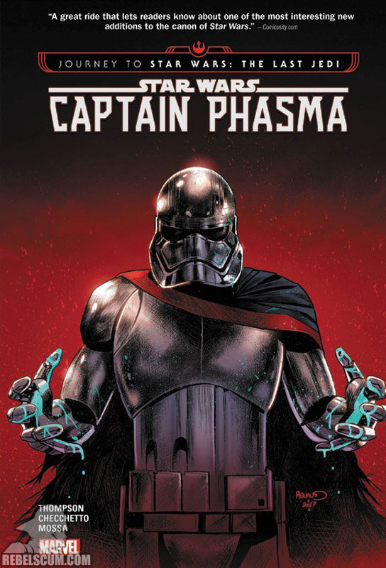 Journey to The Last Jedi – Captain Phasma Hardcover
