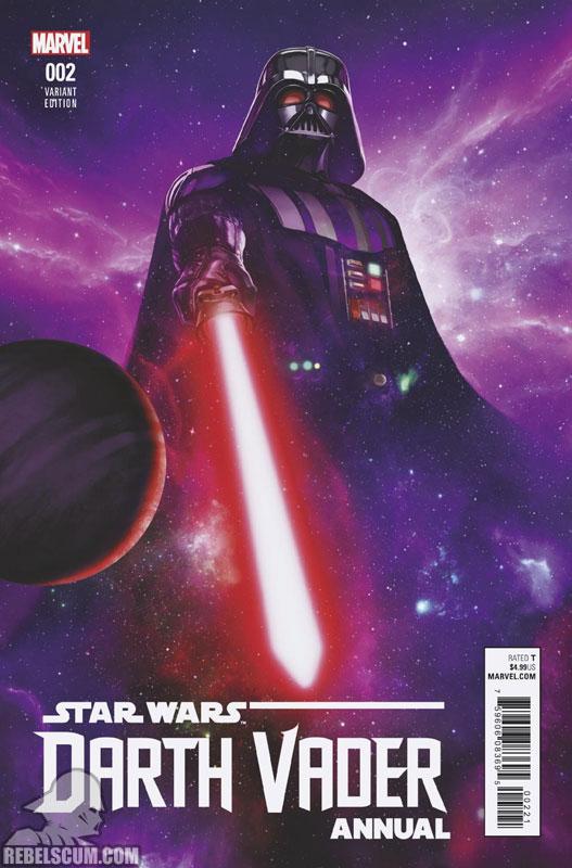Darth Vader Annual 2 (Razzah variant)