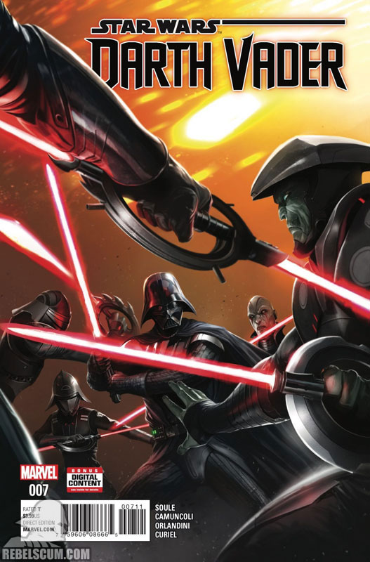 Darth Vader: Dark Lord of the Sith #7