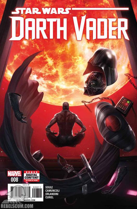 Darth Vader: Dark Lord of the Sith #8