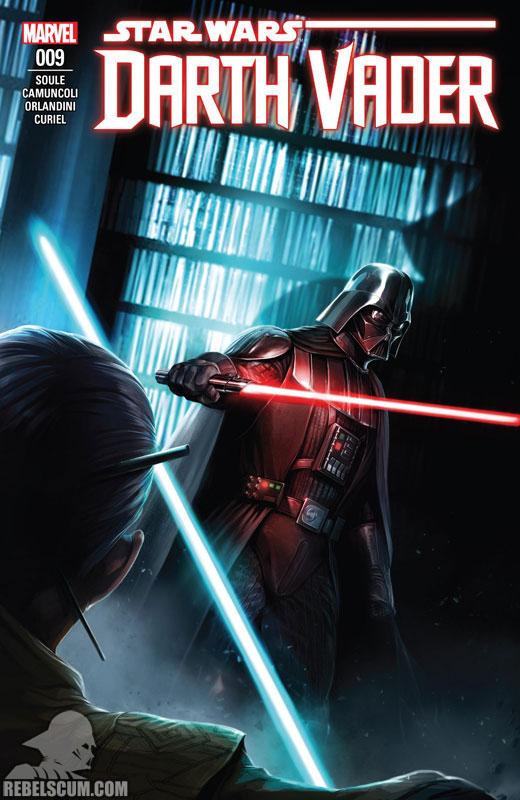 Darth Vader: Dark Lord of the Sith #9