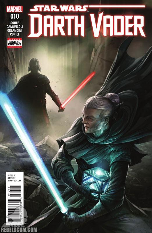 Darth Vader: Dark Lord of the Sith #10