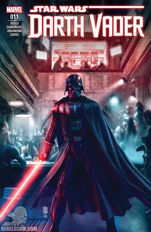 Darth Vader: Dark Lord of the Sith #11