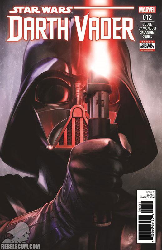 Darth Vader: Dark Lord of the Sith #12