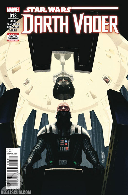 Darth Vader: Dark Lord of the Sith #13