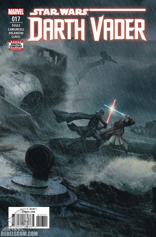 Darth Vader: Dark Lord of the Sith #17