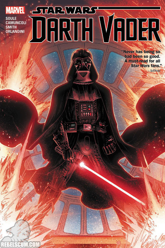 Darth Vader: Dark Lord of the Sith Hardcover #1