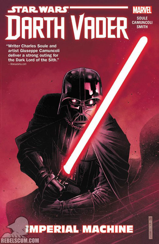 Star Wars: Darth Vader: Dark Lord of the Sith Trade Paperback 1