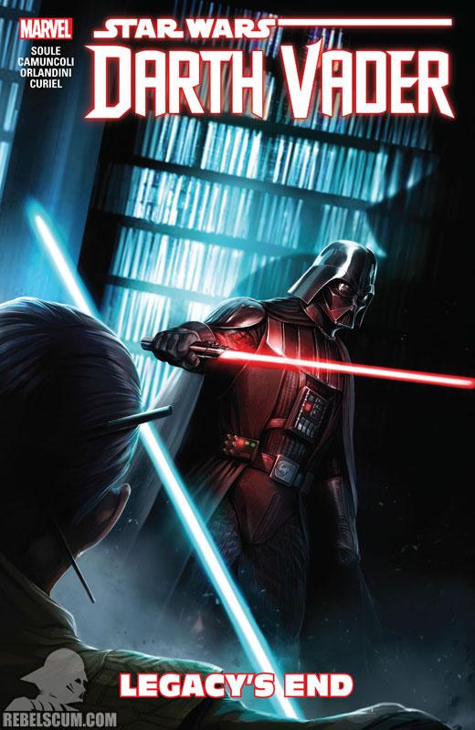 Darth Vader: Dark Lord of the Sith Trade Paperback #2