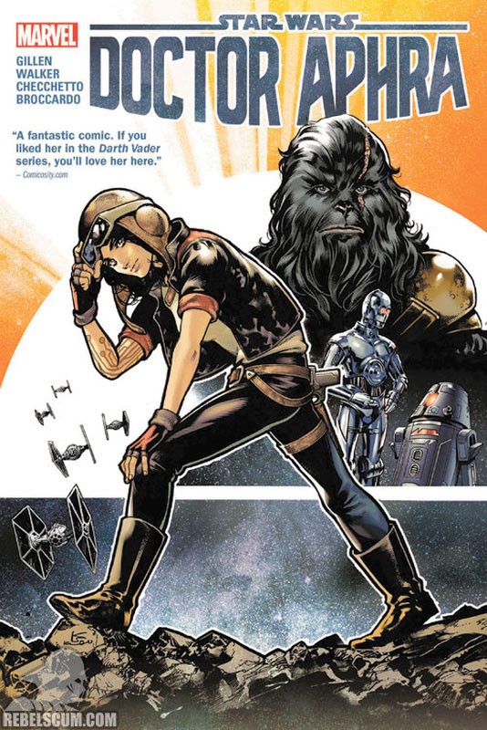 Doctor Aphra Hardcover #1