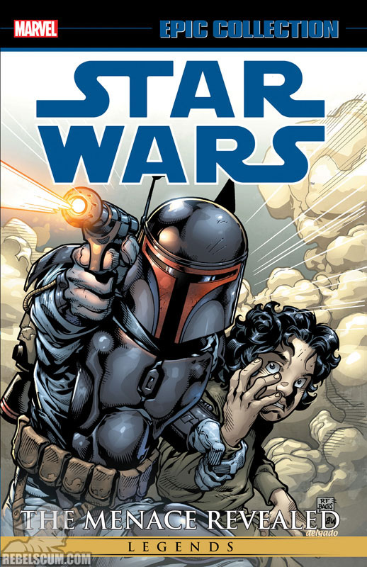 Star Wars Legends Epic Collection: The Menace Revealed Trade Paperback #1